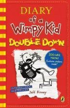 DIARY OF A WIMPY KID 11: DOUBLE DOWN Paperback