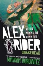 ALEX RIDER : SNAKEHEAD Paperback