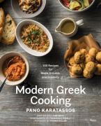 MODERN GREEK COOKING