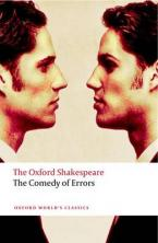 OXFORD SHAKESPEARE : THE COMEDY OF ERRORS N/E Paperback B FORMAT