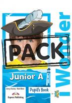 iWONDER JUNIOR A STUDENT'S BOOK PACK (+ IEBOOK) (+ALPHABET)