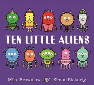 TEN LITTLE ALIENS Paperback