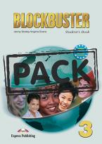BLOCKBUSTER 3 STUDENT'S BOOK PACK (+ CD)