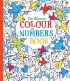 USBORNE : COLOUR BY NUMBERS Paperback