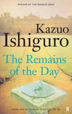THE REMAINS OF THE DAY Paperback B