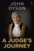A JUDGE'S JOURNEY Paperback