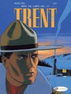 TRENT : VOL 3 WHEN THE LAMPS ARE LIT Paperback