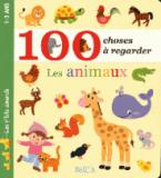MES 100 ANIMAUX PREFERES  POCHE