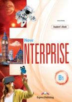 NEW ENTERPRISE B1 Student's Book (+ DIGIBOOKS APP)