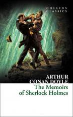 COLLINS CLASSICS : THE MEMOIRS OF SHERLOCK HOLMES Paperback A FORMAT