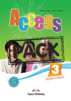 ACCESS 3 STUDENT'S BOOK PACK (+ GRAMMAR ENGLISH + iebook)
