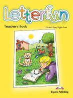 LETTER FUN TEACHER'S BOOK