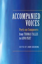 ΑCCOMPANIED VOICES  HC