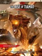 DUNGEONS & DRAGONS: THE RISE OF TIAMAT  HC