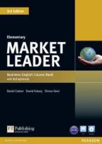 MARKET LEADER ELEMENTARY STUDENT'S BOOK (+ DVD ROM + MY LAB PACK) 3RD ED