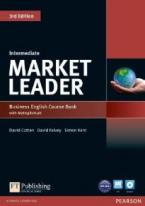 MARKET LEADER INTERMEDIATE STUDENT'S BOOK (+ DVD ROM + MY LAB PACK) 3RD ED