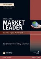 MARKET LEADER INTERMEDIATE ACTIVE TEACH CD-ROM 3RD ED