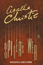 POIROT : SPIDER'S WEB  Paperback