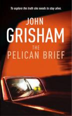 THE PELICAN BRIEF Paperback A FORMAT