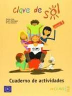 CLAVE DE SOL 1 A1 CUADERNO DE ACTIVIDADES