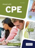 AHEAD WITH CPE C2 8 PRACTICE TESTS + SKILLS BUILDER PACK STUDENT'S BOOK