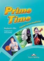 PRIME TIME UPPER-INTERMEDIATE STUDENT'S CDS (4)