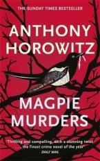 MAGPIE MURDERS Paperback