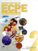 PRACTICE TESTS 2 ECPE TEACHER'S BOOK  (+ CD (4)) 2015