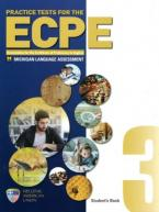PRACTICE TESTS 3 ECPE STUDENT'S BOOK