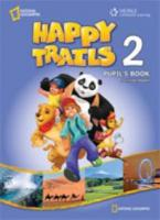 HAPPY TRAILS 2 WORKBOOK WITH KEY