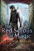 THE RED SCROLLS OF MAGIC Paperback