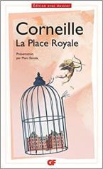 LA PLACE ROYALE Paperback