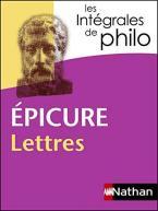 EPICURE, LETTRES LES INTEGRALES DE PHILO