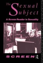 THE SEXUAL SUBJECT A SCREEN READER IN SEXUALITY Paperback