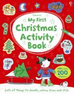 MY FIRST CHRISTMAS ACTIVITY BOOK Paperback