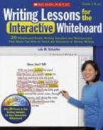 WRITING LESSONS FOR THE INTERACTIVE WHITEBOARD (+ CD) (20 WHITEBOARD - READY WRITING SAMPLES AND MIN