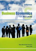 BUSINESS ECONOMICS FOR AS LEVEL Paperback