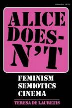 ALICE DOESN'T FEMINISM SEMIOTICS CINEMA