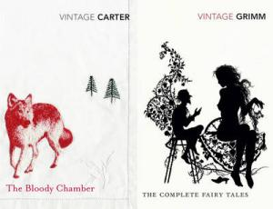 VINTAGE CLASSIC TWINS : FEAR: THE COMPLETE FAIRYTALES / THE BLOODY CHAMBER Paperback B FORMAT