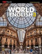 WORLD ENGLISH 3 Student's Book (+ MY WORLD ENGLISH ON LINE) 3RD ED
