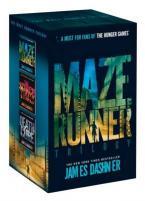 MAZE RUNNER SERIES Paperback