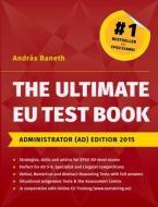 THE ULTIMATE EU TEST BOOK 2015 Paperback