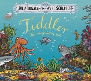 TIDDLER Paperback