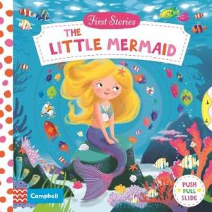 FIRST STORIES : THE LITTLE MERMAID  Paperback