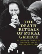 DEATH RITUALS FROM RURAL GREECE  Paperback