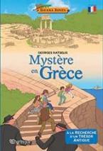 IGUANA JONES-MYSTÈRE EN GRÈCE