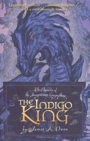 CHRONICLES OF THE IMAGINARIUM GEOGRAPHICA 3: THE INDIGO KING Paperback B FORMAT