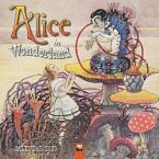 ALICE IN WONDERLAND CALENDAR 2020 (ART CALENDAR) CALENDAR