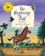 THE HIGHWAY RAT STICKER ACTIVITY BOOK  Paperback
