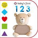 BABY'S FIRST 123 HC